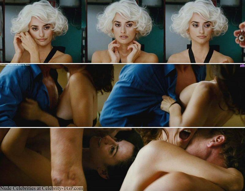 Penelope Cruz nude pictures